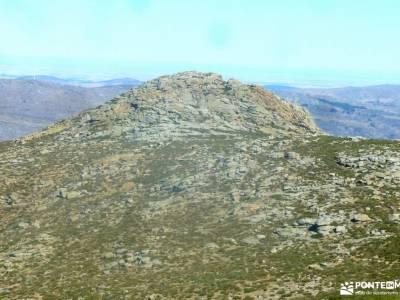 La Serrota - Valle de Amblés; viajes a canarias montejo de la sierra ofertas vacaciones agosto schm